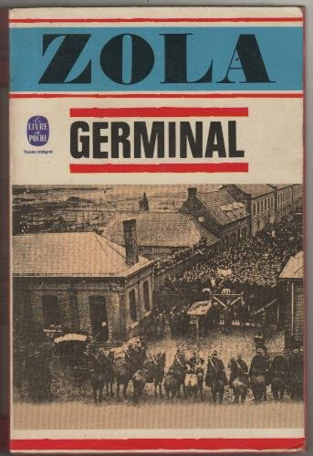 9780460018975: Germinal (Everyman's Library)