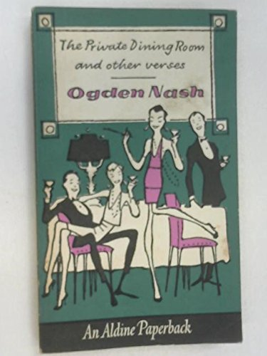 9780460020350: Private Dining-room and Other New Verses (Aldine Paperbacks)