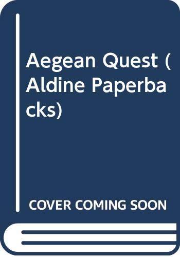 9780460021319: Aegean Quest (Aldine Paperbacks)