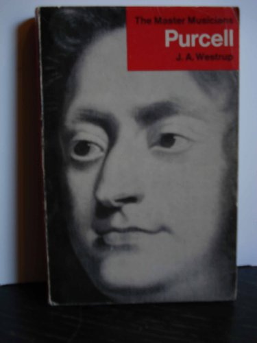9780460021395: Purcell (Master Musician)