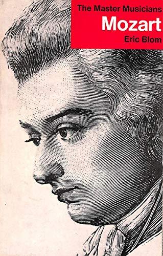 9780460021555: Mozart (Master Musician)