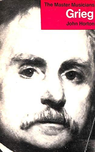 9780460021692: Master Musicians Grieg