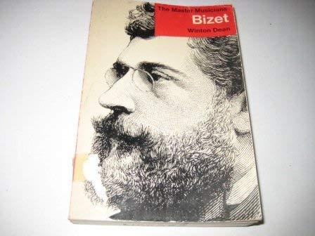 9780460021708: Bizet (Master Musician)