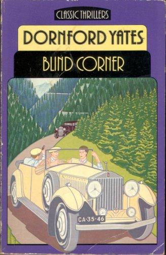 9780460022484: Blind Corner