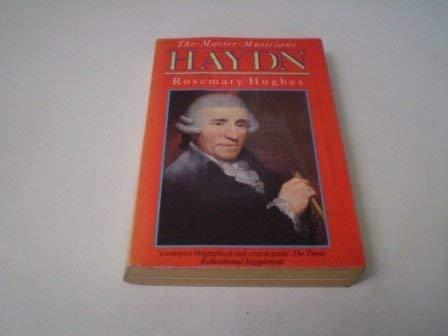 9780460022811: Haydn (Master Musician)
