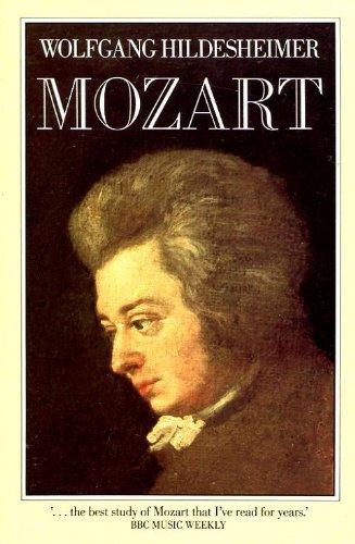 Mozart: Wolfgang HILDESHEIMER
