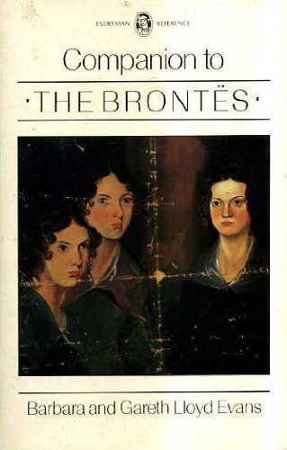 Everyman's Companion to Bronte: Evans, E. G.; Richardson, M. D. (eds)