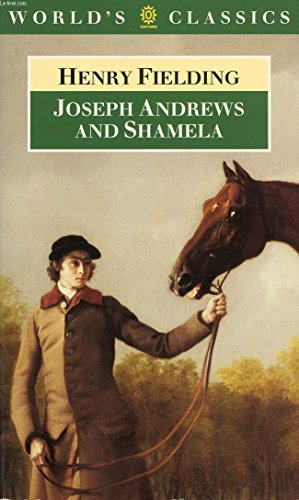 9780460025003: Joseph Andrews & Shamela (Everyman Paperbacks)