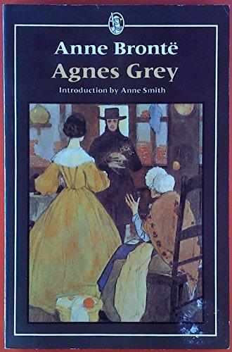 9780460025096: Agnes Grey (Everyman's Classics S.)