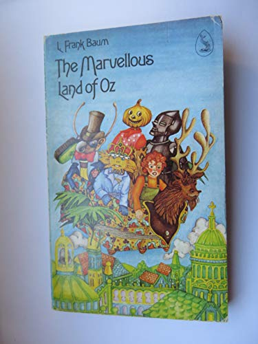 9780460027502: Marvellous Land of Oz (Dolphin)