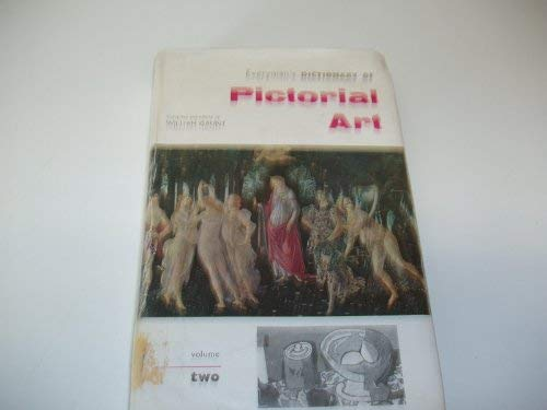 9780460030076: Everyman's Dictionary of Pictorial Art: v. 2 (Everyman's Reference Library)