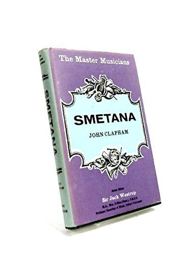 9780460031332: Smetana (Master Musician)