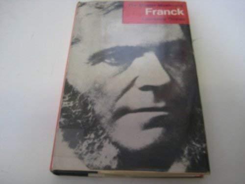 9780460031349: Franck (Master Musicians Series)