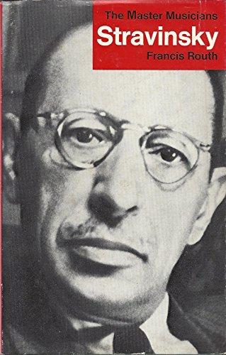 9780460031387: Stravinsky (Master Musician)