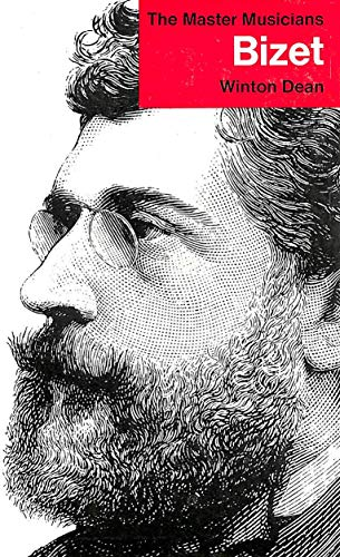 9780460031639: Bizet (Master Musician)