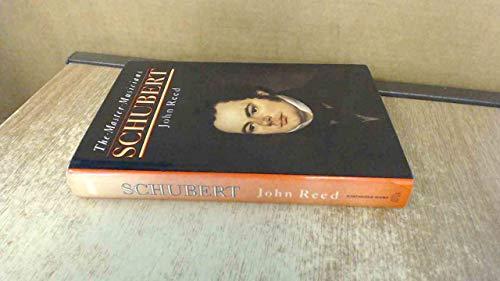 9780460031837: Schubert (Master Musicians Series)