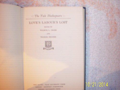 Love's Labour's Lost: William Shakespeare