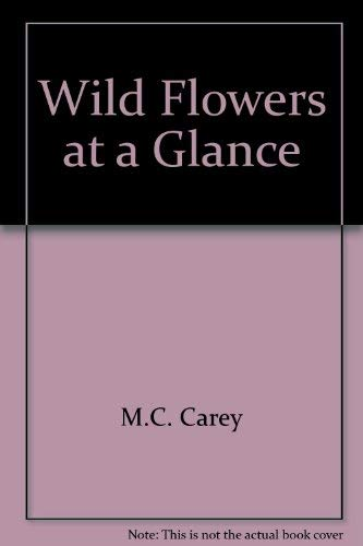 9780460034401: Wild Flowers at a Glance