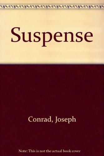 9780460034562: Suspense