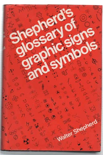 9780460038188: Glossary of Graphic Signs and Symbols