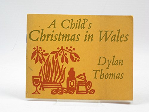 A Childs Christmas In Wales.9780460038645 A Child S Christmas In Wales Abebooks
