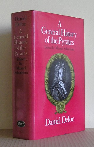 9780460038836: General History of the Pyrates