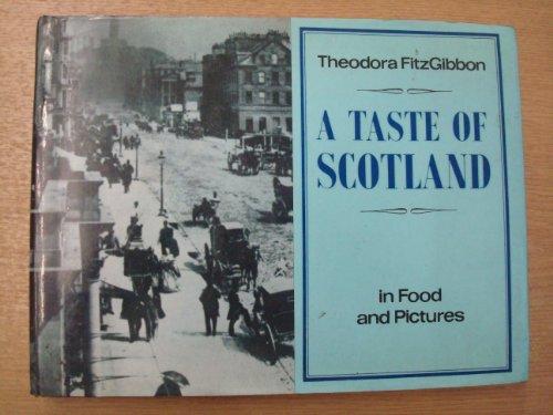 9780460039116: A Taste of Scotland