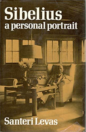 9780460039789: Sibelius: A Personal Portrait