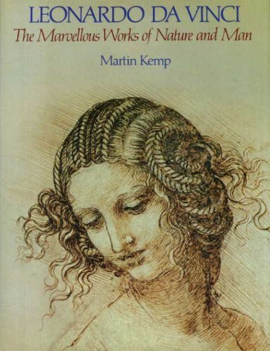 9780460043540: Leonardo Da Vinci: The Marvellous Works of Nature and Man