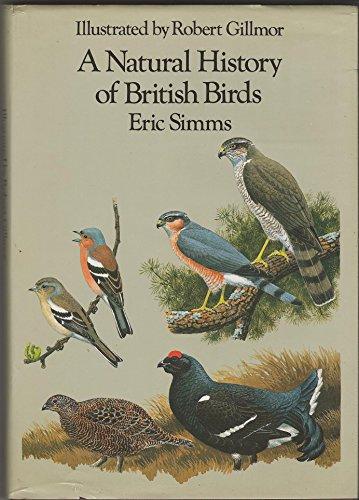 Natural History of British Birds: Simms, Eric