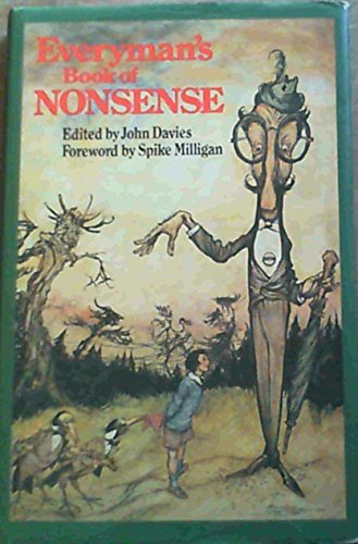 9780460044790: Everyman's Book of Nonsense