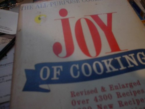 9780460044974: Joy of Cooking