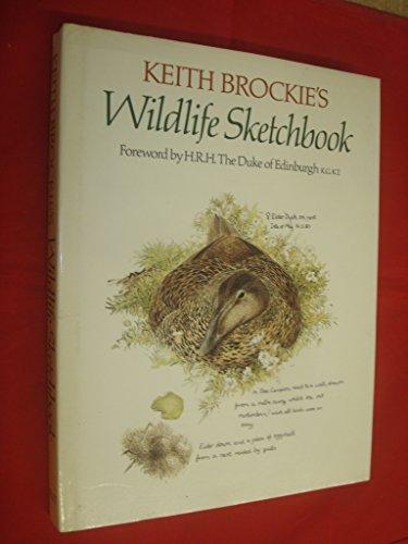 9780460045148: Keith Brockie's Wildlife Sketchbook