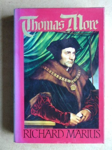 9780460046374: Thomas More: A Biography