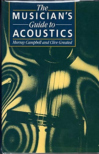 9780460046442: Musician's Guide to Acoustics