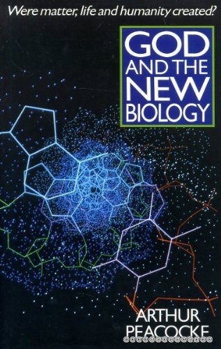 9780460046992: God and the new biology