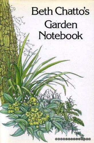 Beth Chattos Garden Notebook: Beth Chatto