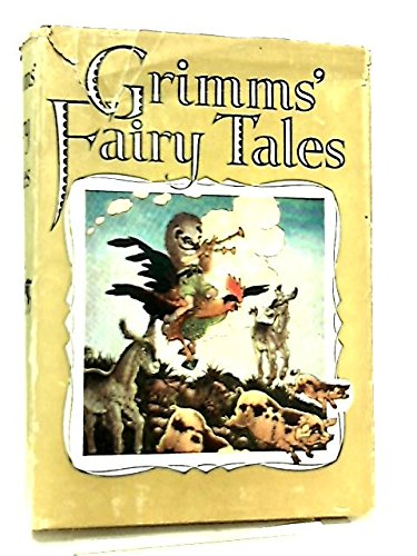 Grimms' Fairy Tales (Children's Illustrated Classics): Wilhelm Grimm