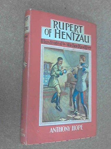 9780460050579: Rupert of Hentzau (Children's Illustrated Classics)