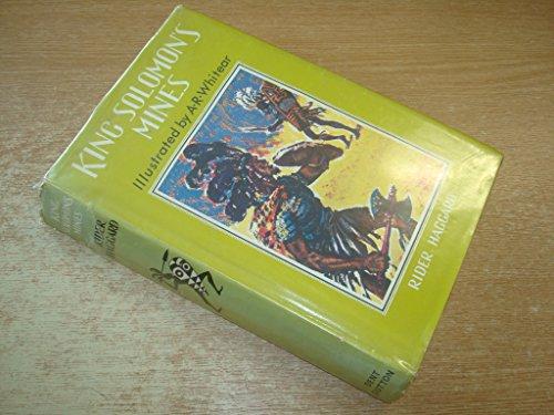 King Solomon's Mines (Children's Illustrated Classics): Haggard, H. Rider
