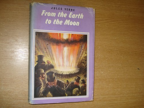 a summary of from the earth to the moon and around the moon by jules verne