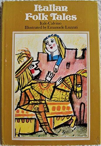 9780460051002: Italian Folk Tales (Children's Illustrated Classics)