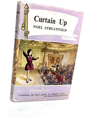 9780460052238: Curtain Up (Pennant Books)