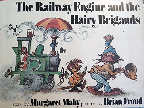 9780460058605: Railway Engine and the Hairy Brigands