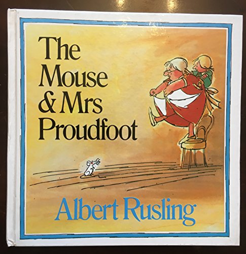 9780460061452: THE MOUSE & MRS PROUDFOOT