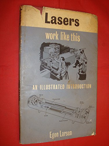 9780460064156: Lasers Work Like This (Science works like this)