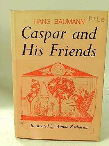 9780460066181: Caspar and His Friends: Puppet Plays (English and German Edition)