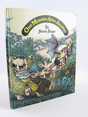 One Monster after Another (9780460067348) by Mercer Mayer