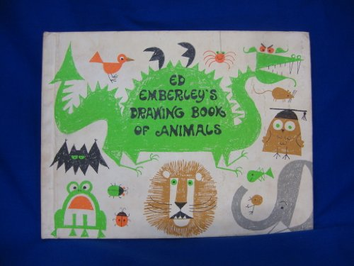 Drawing Book of Animals: Ed Emberley
