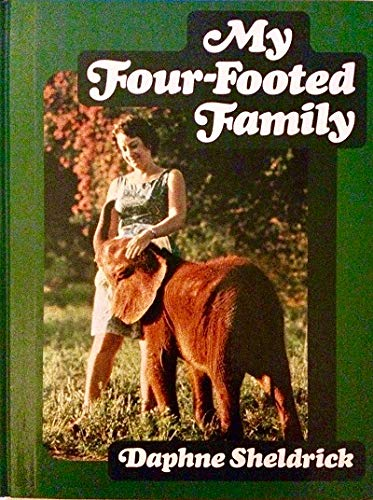 9780460068628: My Four Footed Family